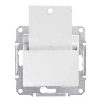 Выкл. карточный бел. SDN1900121