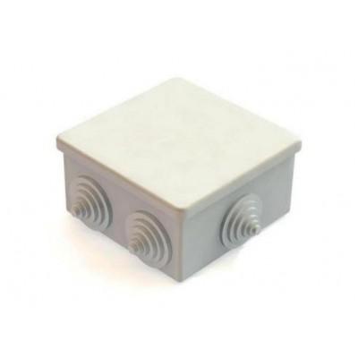 КМ41235 коробка распаечная для ОП 85*85*40 IP44  ИЭК