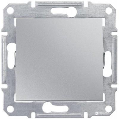Переключатель 1-кл.проходн алюмин. сх. 7 SDN0500160