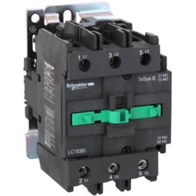 LC1E80M5-Контактор Е 80А кат. 220в 50Гц