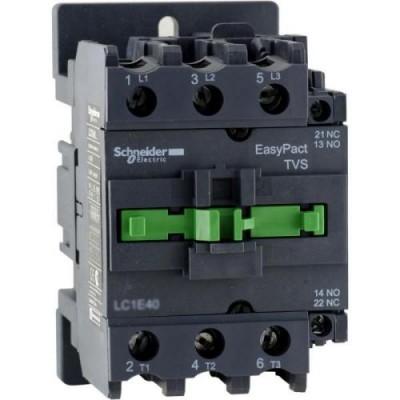 LC1E 40M5-Контактор Е 40А кат. 220в 50Гц
