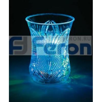 LT708 светодиод стакан 5LED RGB  FERON