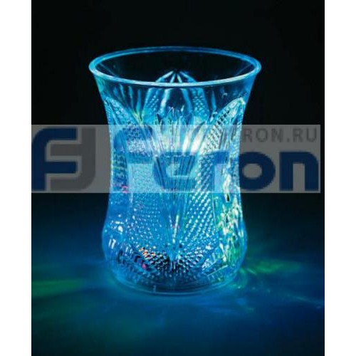 LT708 светодиод стакан 5LED RGB   (ВЫВЕДЕНО)