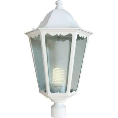 6103 60W шестигр. белый светильн. улично-садов.