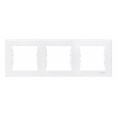 Рамка 3-ая бел. SDN5800521