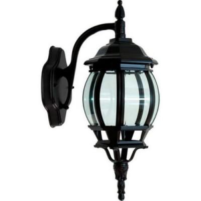 8102 100W светильник восьмигранник черный