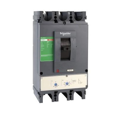 Авт. выкл. CVS 630N 50kA 3P TM600A LV563316  600-540-480-420