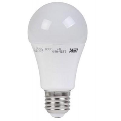 Лампа свет. ECO A60 шар 9Вт 230В 6500К E27 IEK