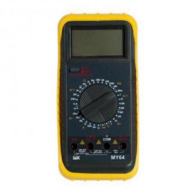 Мультиметр цифровой Professional MY64  ИЭК