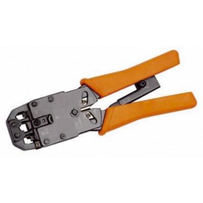 Инструмент обжим для RJ-45,12,11 без храп мех  ITK
