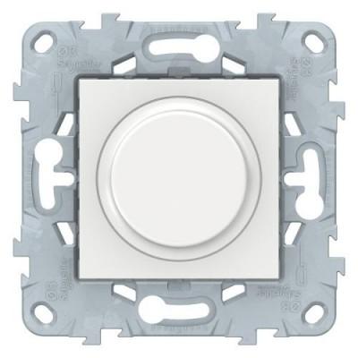UNICA NEW LED СВТР пв-наж, 5-200Вт, БЕЛ NU551418