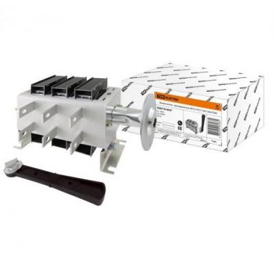 Выключатель - разъединитель ВР32-31В 71250 100А TDM перекидной