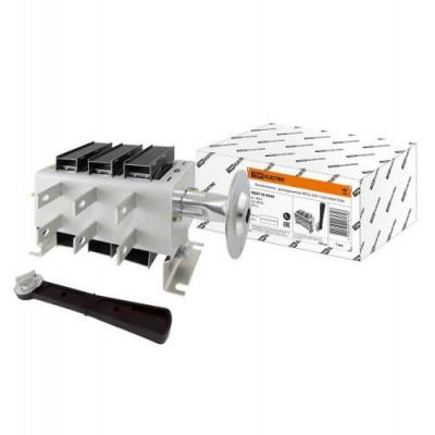 Выключатель - разъединитель ВР32-37В 71250 400А TDM перекидной