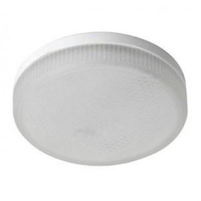 Лампа GX53 LED  6W/6400K матовое стекло Ecola