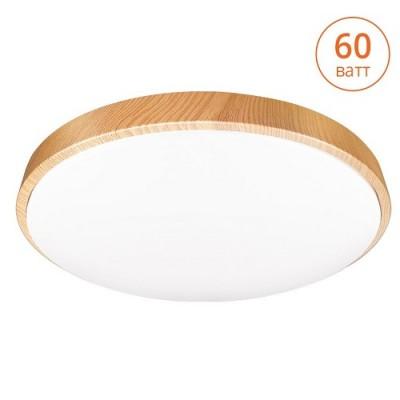Светильник свет CLL2060W-STARWOOD 60W 3000-6500K 530*92мм