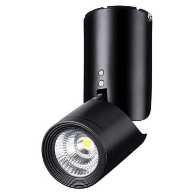 Светильник накладной SPOT02-CLL10W-BL