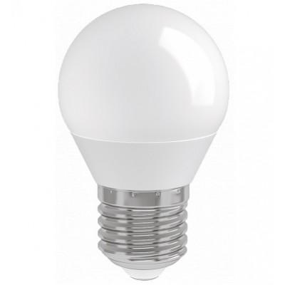 Лампа светодиодная ECO G45 шар 9Вт 230В 6500К E27 IEK