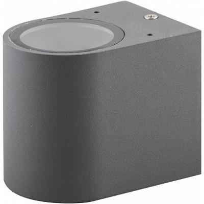 DH014 Светильник садово-парковый GU10 230V, серый