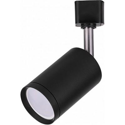 AL155 Светильник трековый на шинопровод под лампу GU10, Черный FERON