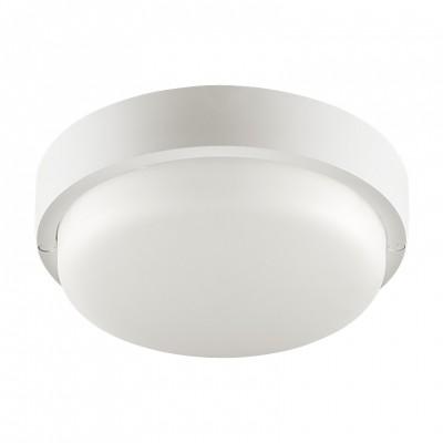 Светодиодный светильник LCL04- 8W-R01-4K 8 Вт круг 4000K IP65 640лм 140x57мм 1/40
