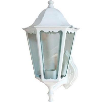 6201 100W шестигранник белый светильник сад-пар