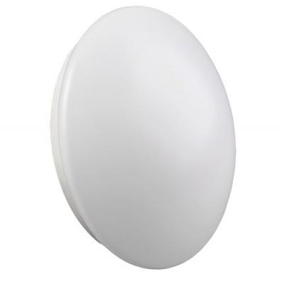 Светильник LED ДПБ 1001 12Вт IP20 4000K круг белый IEK