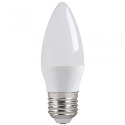 Лампа светодиодная ECO C35 свеча 9Вт 230В 3000К E27 IEK