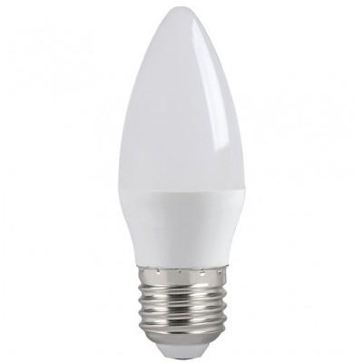 Лампа светодиодная ECO C35 свеча 9Вт 230В 4000К E27 IEK