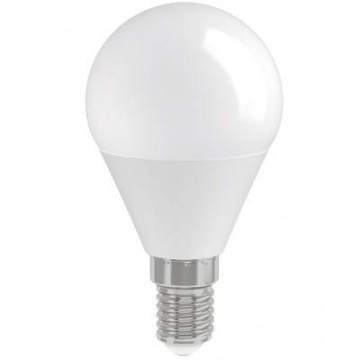 Лампа светодиодная ECO G45 шар 9Вт 230В 3000К E14 IEK