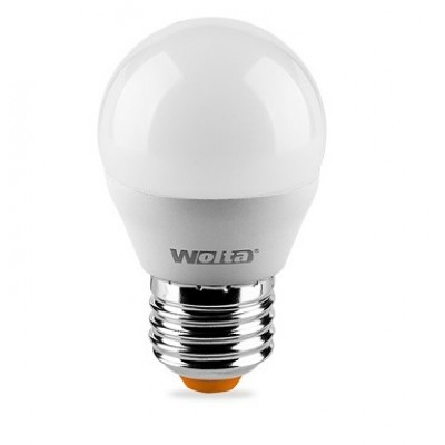 Лампа LED WOLTA G45 10Вт 900лм Е27 3000К