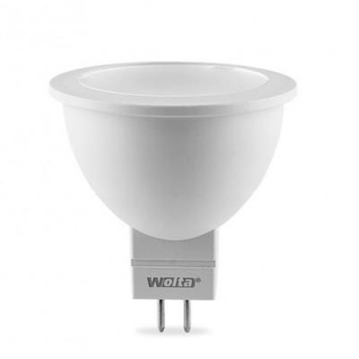 Лампа LED  WOLTA MR16 7.5Вт 625лм GU5.3  3000К