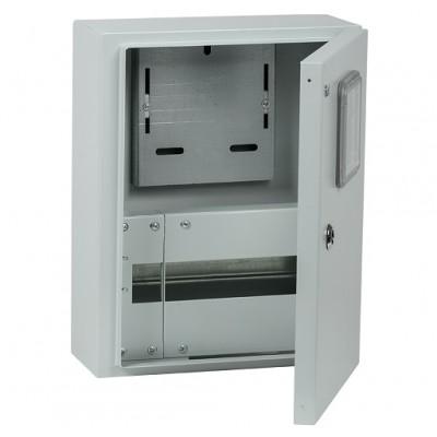 ЩУРн-1/12зо-0 У2 IP54 Корпус металлический IEK с окном