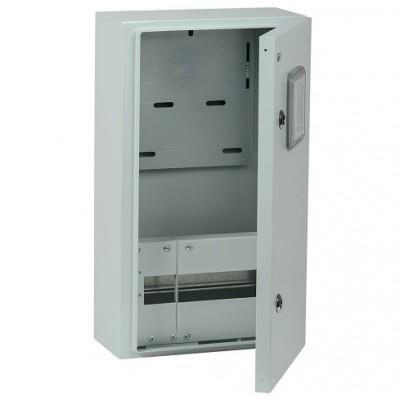 ЩУРн-3/12зо-0 У2 IP54 Корпус металлический IEK с окном