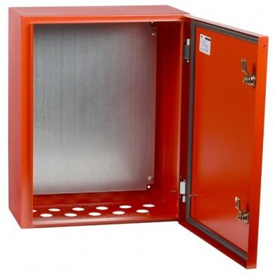 Корпус металлический ЩМП-2-0 У2 IP54 RAL 3020 IEK