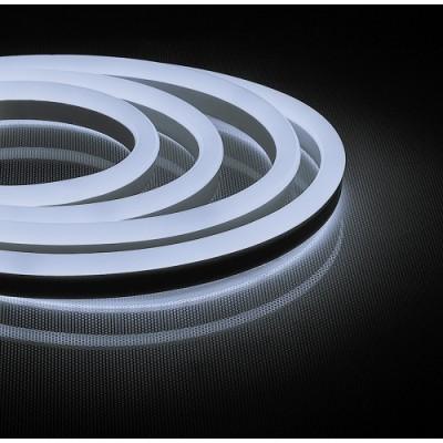 LS720 LED лента неоновая, 120SMD(2835)/м 9.6Вт/м IP67 220V 6500К FERON