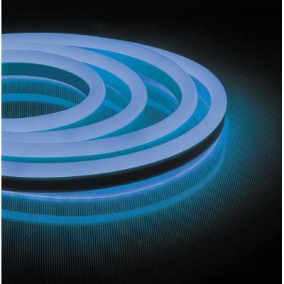 LS720 LED лента неоновая, 120SMD(2835)/м 9.6Вт/м IP67 220V синий