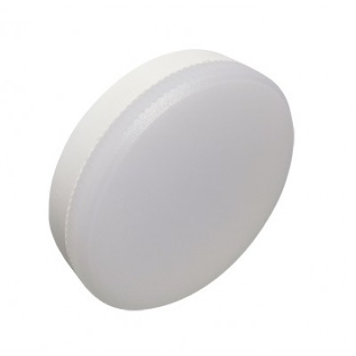 Лампа GX53 LED 15W/4200K Premium матовое стекло Ecola