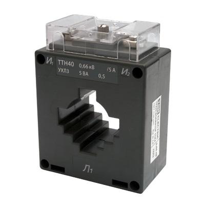 Трансформатор тока измерительный ТТН  40/400/5- 5VA/0,5-Р TDM