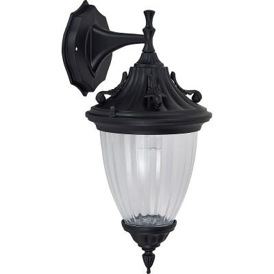 PL581 Светильник садово-парковый, 60W 230V IP44 черный