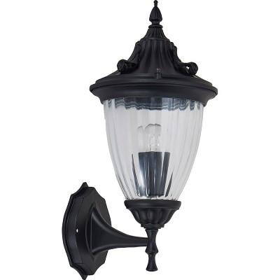 PL582 Светильник садово-парковый, 60W 230V IP44 черный