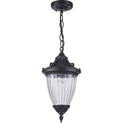 PL585 Светильник садово-парковый, 60W 230V IP44 черный