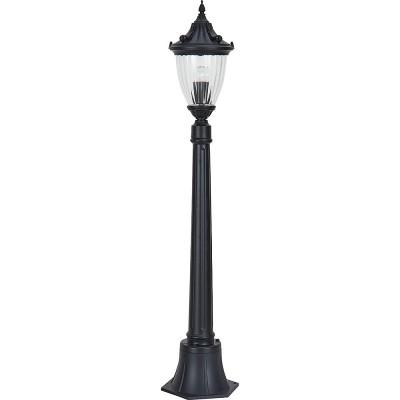 PL586 Светильник садово-парковый, 60W 230V IP44 черный