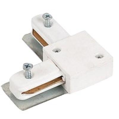 580901 Коннектор для шинопровода L- обр 1-фаз  G-1-TLT-IP20 белый