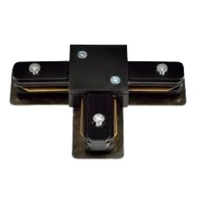 580942 Коннектор для шинопровода Т- обр 1-фаз G-1-TTT-IP20-B чер