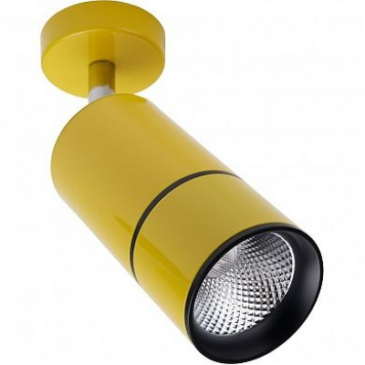 AL526 Светильник светодиодный 12W, 4000К, 1080 Lm, 35 градусов, желтый