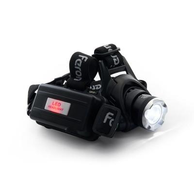 Ultraflash LED652 (фонарь велосипедный, пластик, черный, 9 LED)