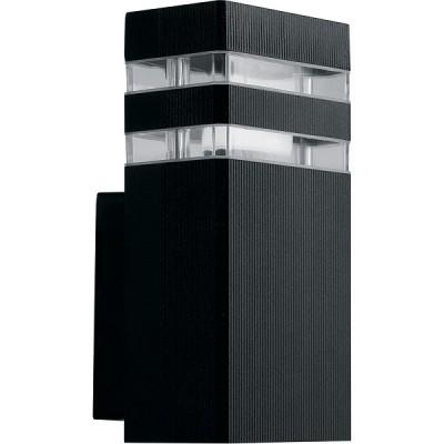 DH0806 Светильник садово-парковый, 230V E27, черный