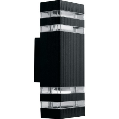 DH0807 Светильник садово-парковый, 230V E27 черный