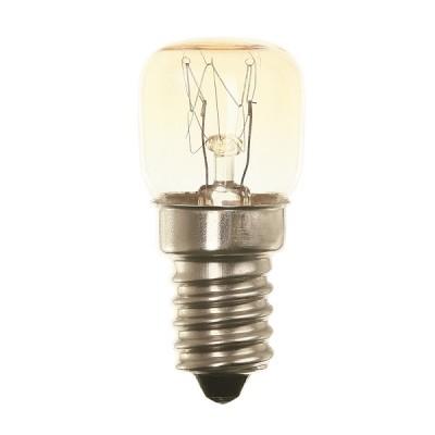 IL-F22-CL-15/E14 Лампа накаливания для духовок, 15Вт. Max.300°C.  Uniel.