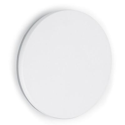 DH105 Светильник уличный светодиодный 12W, 600Lm, 4000K, белый, круглый, 180*50